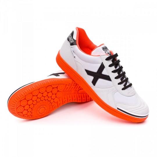 Sapatilha de Futsal  Munich G3 classic Branco-Preto