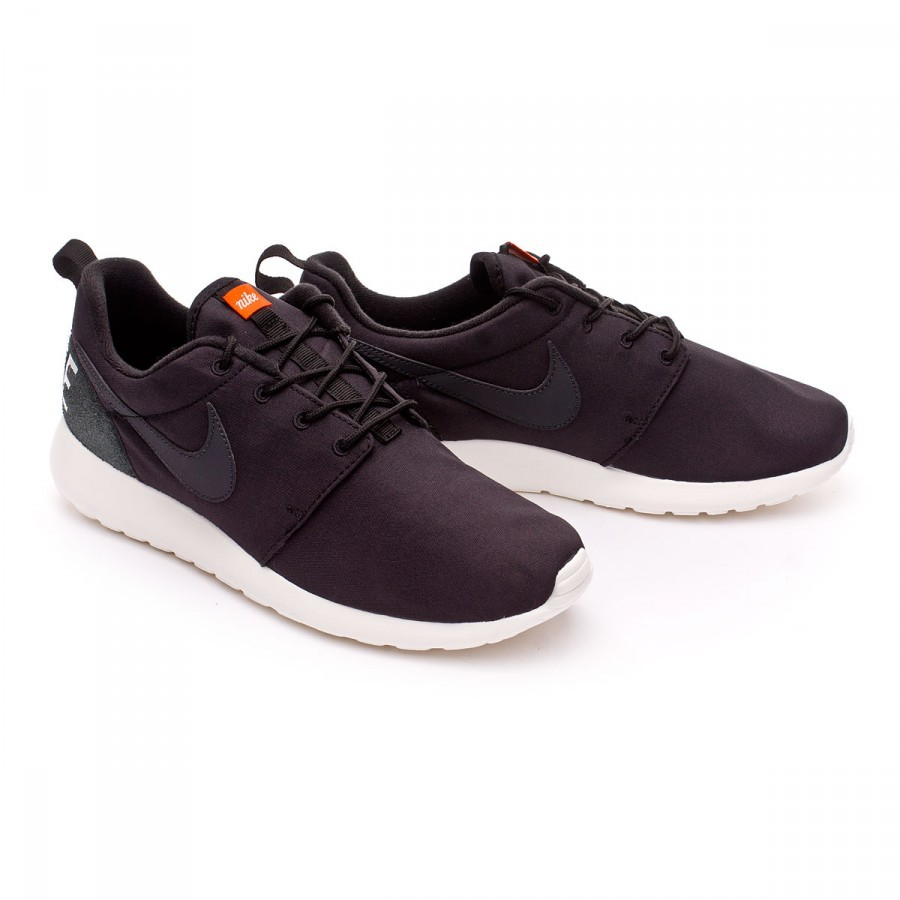 bb3259de8d6ca Trainers Nike Roshe One Retro Black-Anthracita - Football store ...
