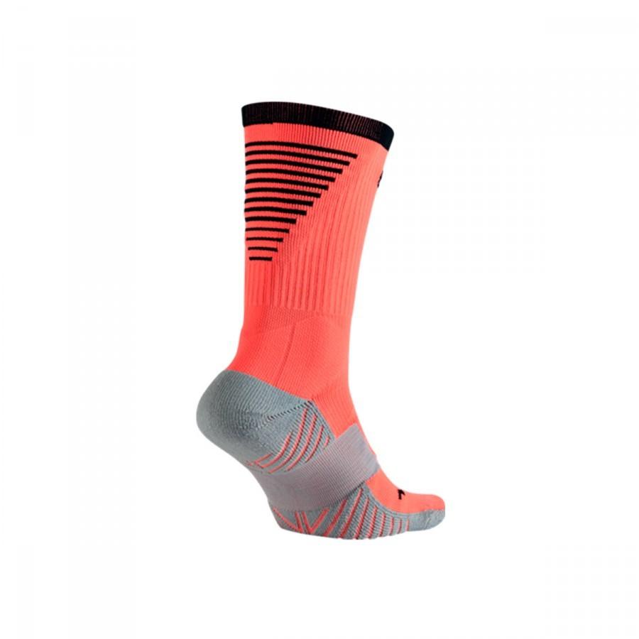 5a960493a Socks Nike Stadium Crew Hyper orange-Black - Football store Fútbol Emotion