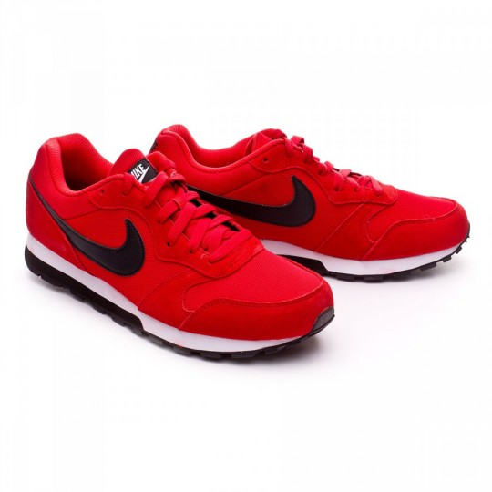trainers nike md runner 2 red black soloporteros is now. Black Bedroom Furniture Sets. Home Design Ideas
