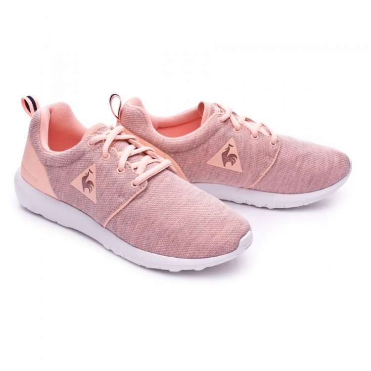 01c87ef1e7e7 Trainers Le coq sportif Dynacomf Summer Jersey Mujer Tropical peach ...