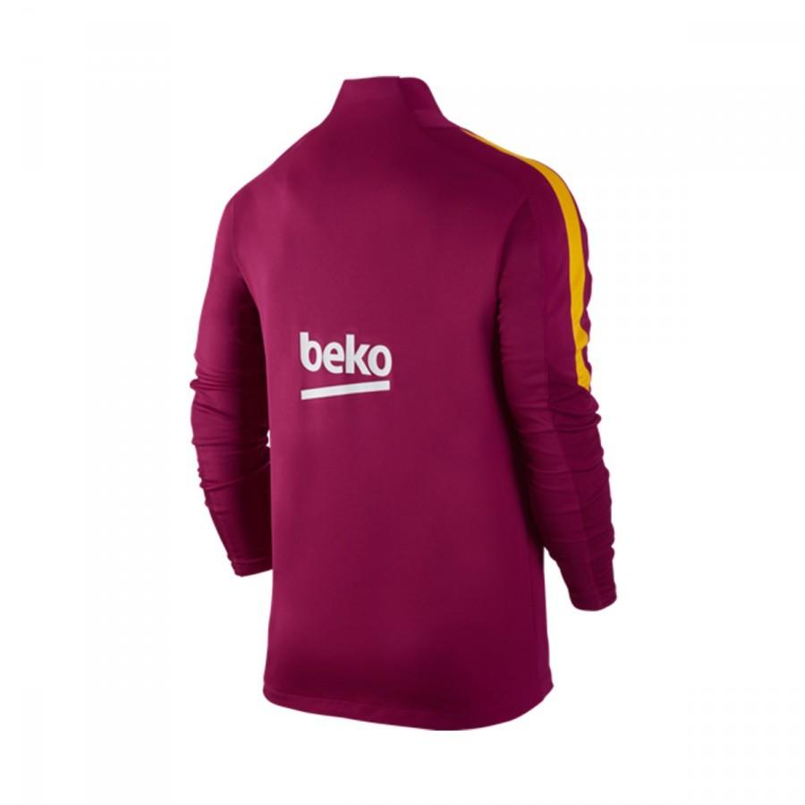 f283c9ca8fe Jersey Nike FC Barcelona Drill Dynamic berry - Football store Fútbol Emotion