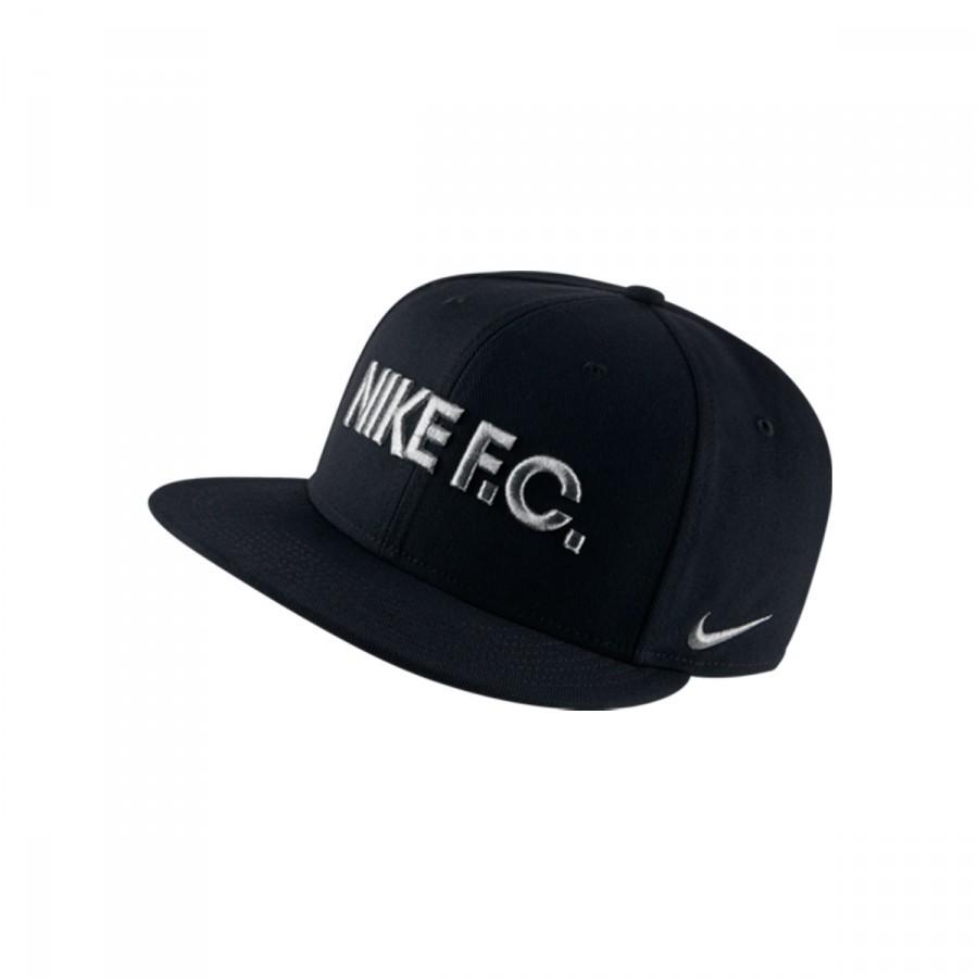 0240b69499748 Cap Nike F.C. True Black - Football store Fútbol Emotion