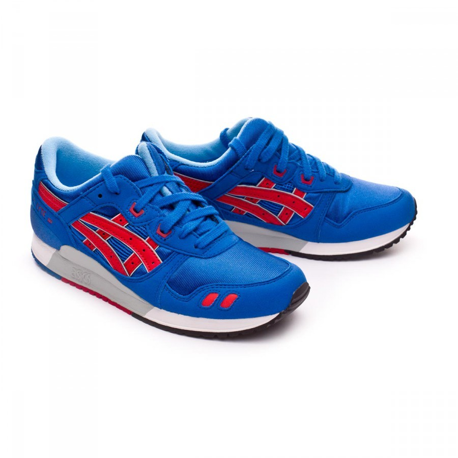 cd6621346d05d Trainers Asics Jr Gel-Lyte III GS Classic blue-Classic red - Tienda ...