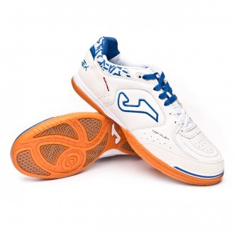 Zapatilla  Joma Top Flex Blanco-Azul