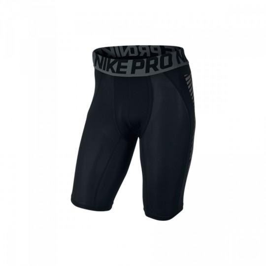 Leggings  Nike Nike F.C. Slider Black-Silver