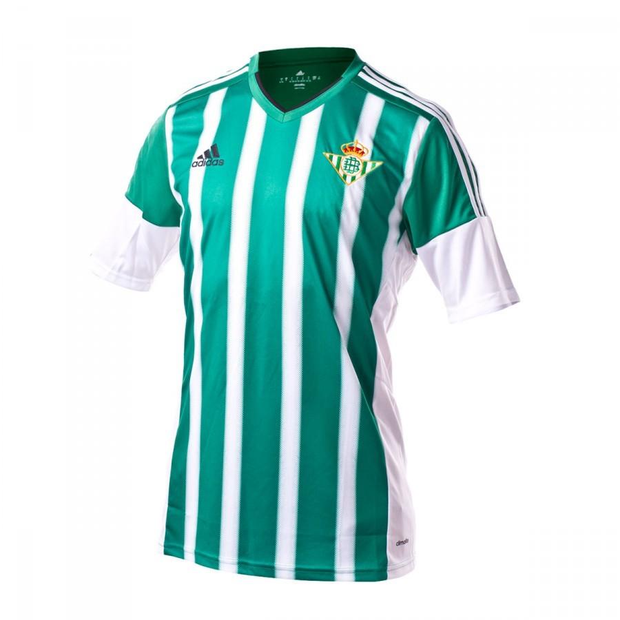 equipacion Real Betis manga larga