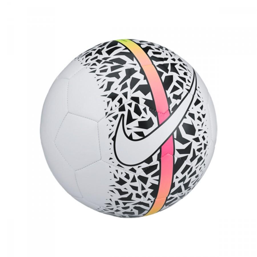 Balón Nike React White - Soloporteros es ahora Fútbol Emotion fe436a120b18e