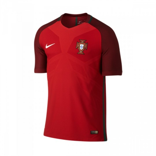 1c3871ea03 Jersey Nike Portugal Home 2016-2017 Gym red-Deep garnet-White -  Soloporteros es ahora Fútbol Emotion
