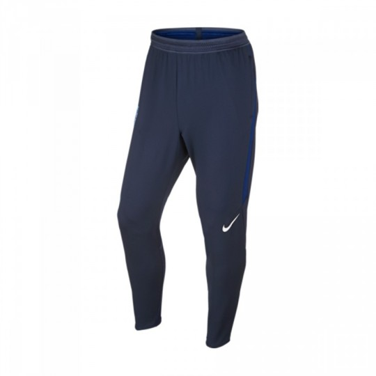 Pantalón largo  Nike England Strike Elite II Navy-White