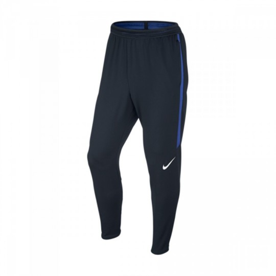 Pantalón largo  Nike FFF Strike Elite II Dark obsidian-Game royal-White