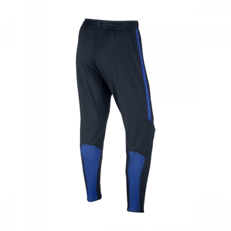 432dd15249c6 Long pants Nike FFF Strike Elite II Dark obsidian-Game royal-White ...