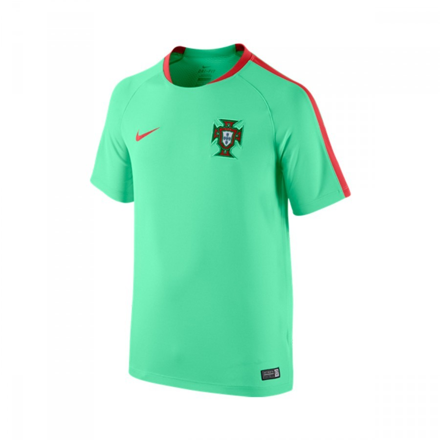 Camiseta nike portugal flash training 2016 2017 ni o green - Comprar ropa en portugal ...