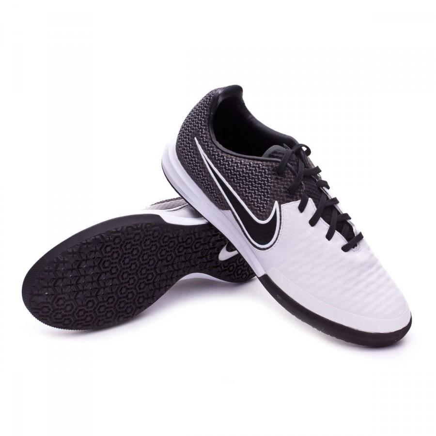 13e58e8f8cd5 Futsal Boot Nike MagistaX Finale IC White-Black - Football store ...