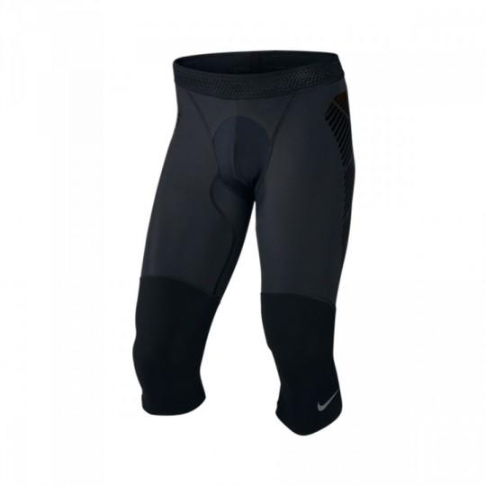 Leggings  Nike Pirata Vapor Slide Tight Elite Black-Cool Grey