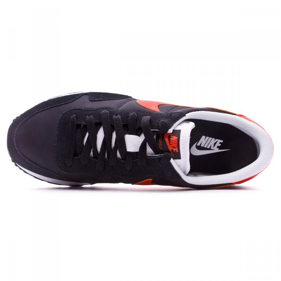 bb57fb362a6e Trainers Nike Nike Air Pegasus´83 Black-Team orange-Summit white-Platinum - Tienda  de fútbol Fútbol Emotion