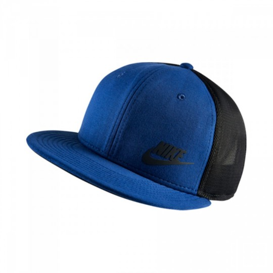 Gorra  Nike Tech Pack True deep royal-black