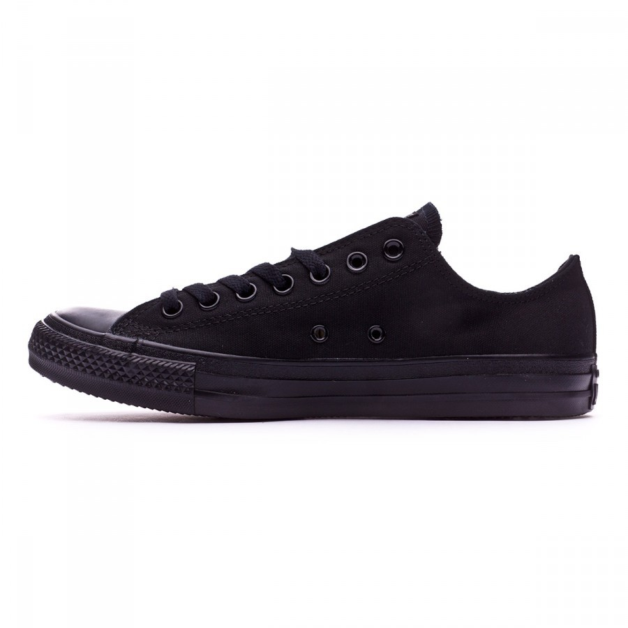 3a088129a98 Trainers Converse Chuck Taylor All Star Ox Total black - Football store  Fútbol Emotion