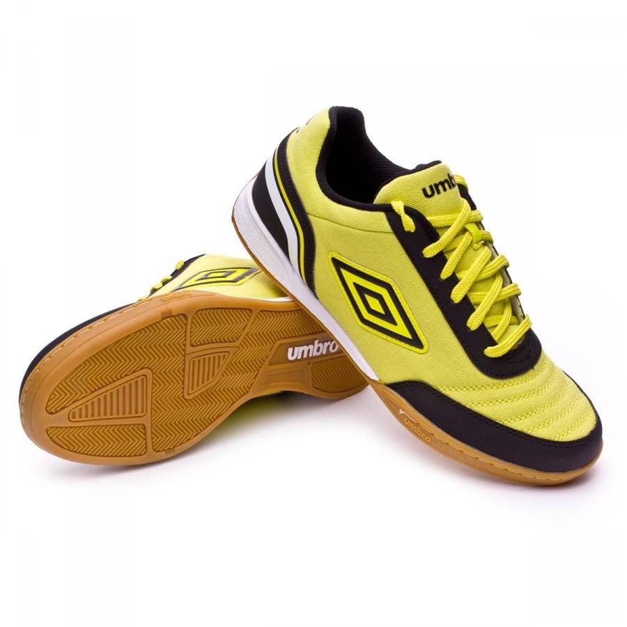 d814306139b3 Futsal Boot Umbro Futsal Street V Sulphure-Black-White - Football ...