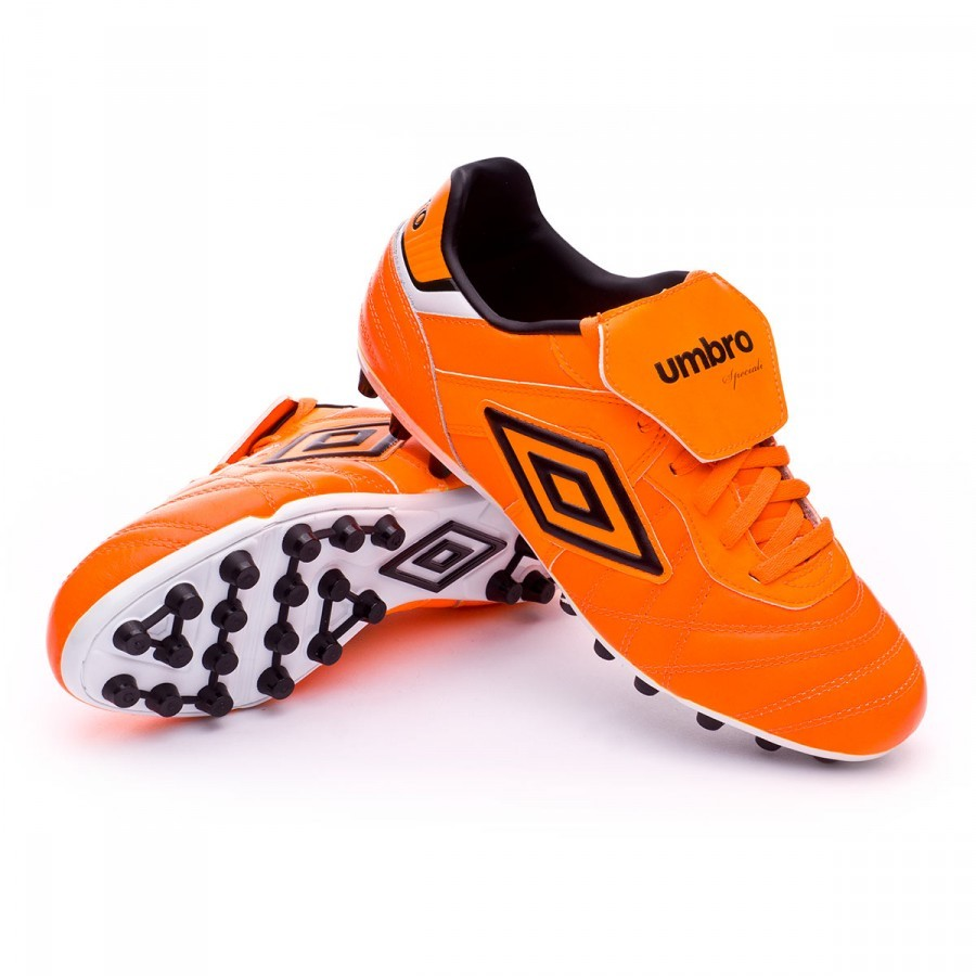 9785129726098 Bota de fútbol Umbro Speciali Eternal Premier AG Shocking  orange-Black-White - Tienda de fútbol Fútbol Emotion