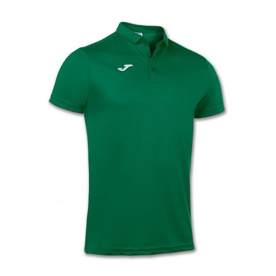 Polo  Joma Hobby m/c Verde