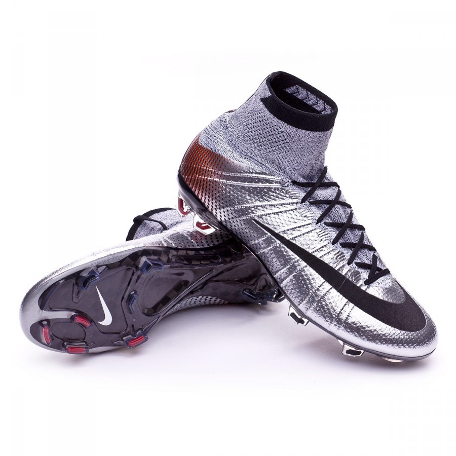 22f4157bf2cc Boot Nike Mercurial Superfly CR SE FG Red Silver - Football store ...