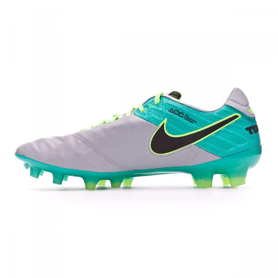 746bdbb0c Football Boots Nike Tiempo Legend VI ACC FG Wolf grey-Black-Clear jade -  Tienda de fútbol Fútbol Emotion