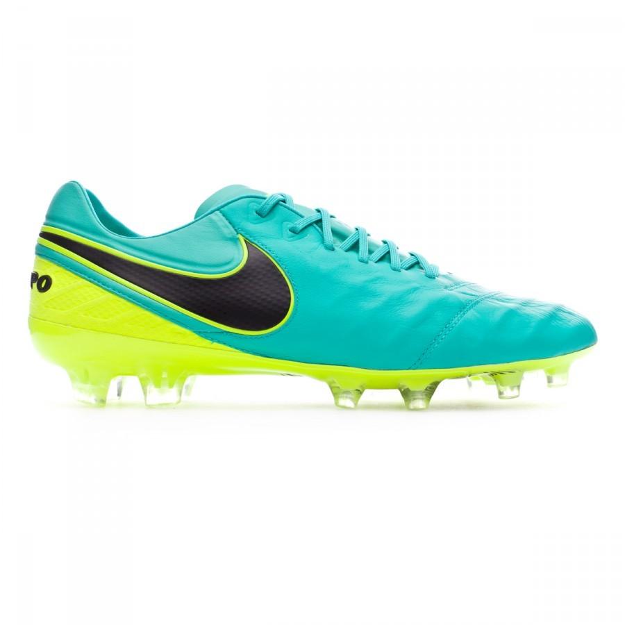 Boot Nike Tiempo Legend VI ACC FG Clear jade-Black-Volt - Soloporteros es  ahora Fútbol Emotion 4e1519933589