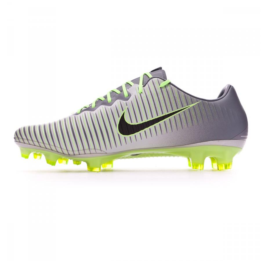 ad41af02a Football Boots Nike Mercurial Vapor XI ACC FG Pure platinium-Black-Ghost  green - Tienda de fútbol Fútbol Emotion