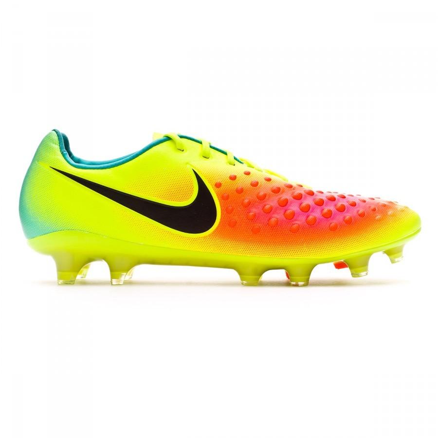 wholesale dealer f5cb6 08959 ... Bota Magista Opus II ACC FG Volt-Black-Total orange-Pink blast.  CATEGORY. Football boots · Nike football boots