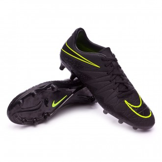 Bota  Nike Hypervenom Phelon II AG-R Black-Volt