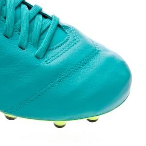 18df5311b94 Football Boots Nike Jr Tiempo Legend VI FG Clear jade-Black-Volt ...