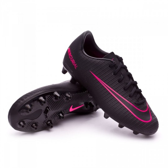 Bota  Nike jr Mercurial Vapor XI ACC AG Black-Pink blast