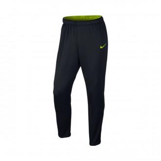 Pantalón largo  Nike Academy Tech Black-Volt