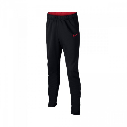 Calças  Nike jr Football Pant Black-University red
