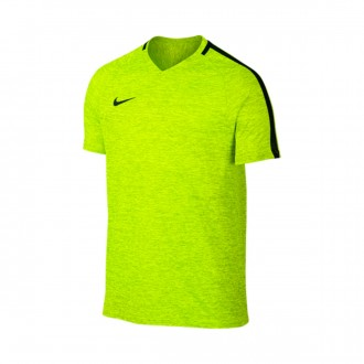 Camisola  Nike Dry Football Volt-Black