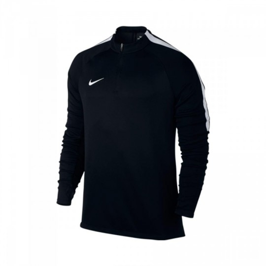 Camisola  Nike Football Drill Top Black-White
