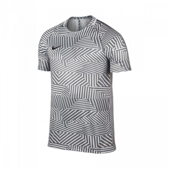 Maillot  Nike Dry Squad Football White-Cool grey-Black