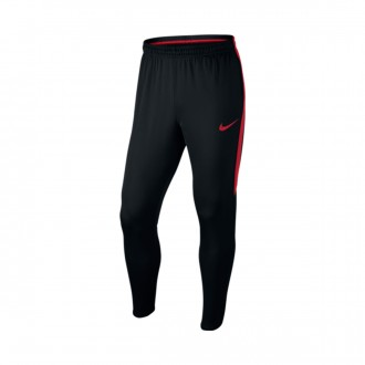 Pantalón largo  Nike Dry Football Pant Black-University red