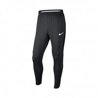 Calças  Nike Dry Football Pant Anthracite-Black-White
