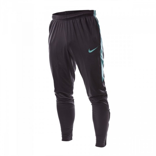 Pantalón largo  Nike Dry Football Pant Anthracite-Jade