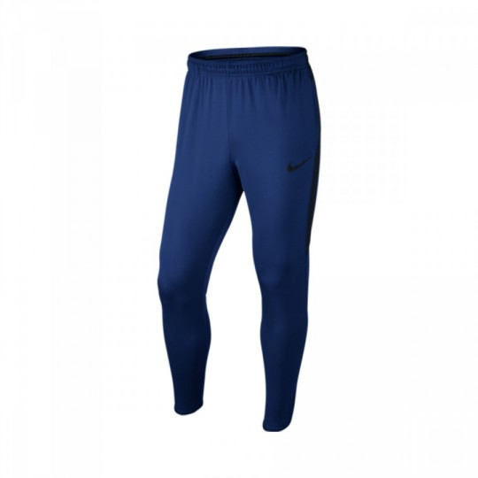 Calças  Nike Dry Football Pant Deep royal blue-Black