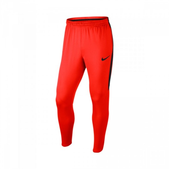Calças  Nike Dry Football Pant University red-Black