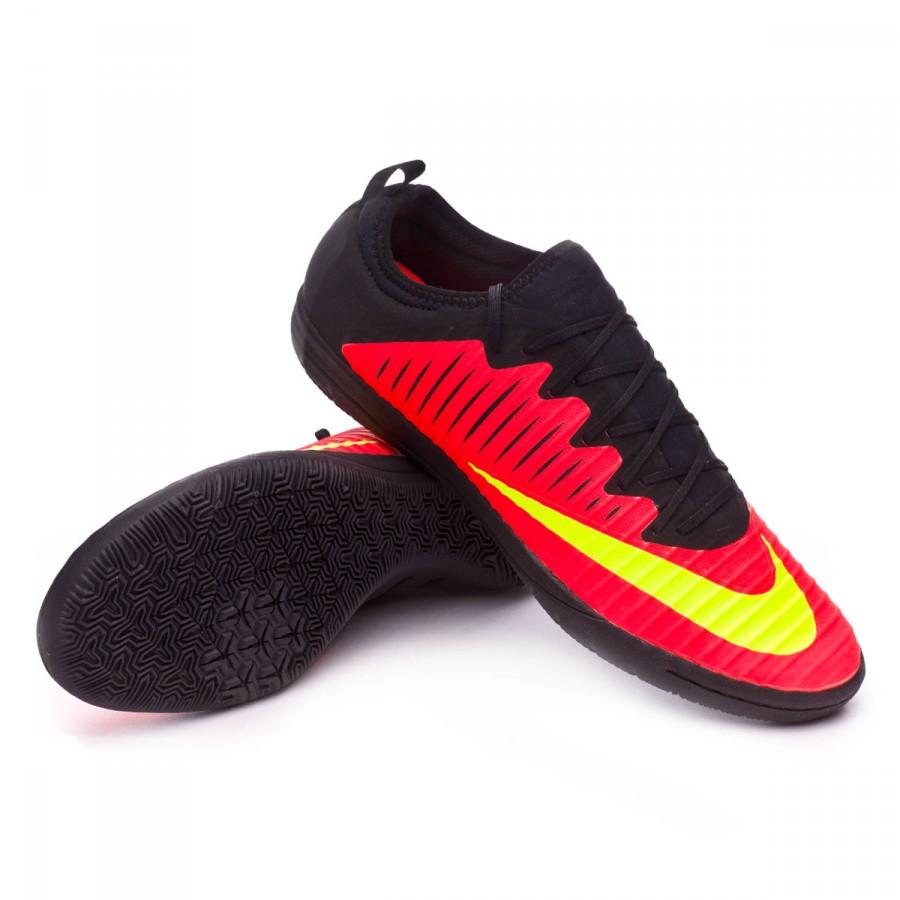 4d159919535 Zapatilla Nike MercurialX Finale II IC Total crimson-Volt-Pink blast-Black  - Tienda de fútbol Fútbol Emotion