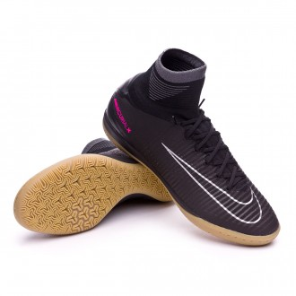 Sapatilha de Futsal  Nike MercurialX Proximo II IC Black-Light brown