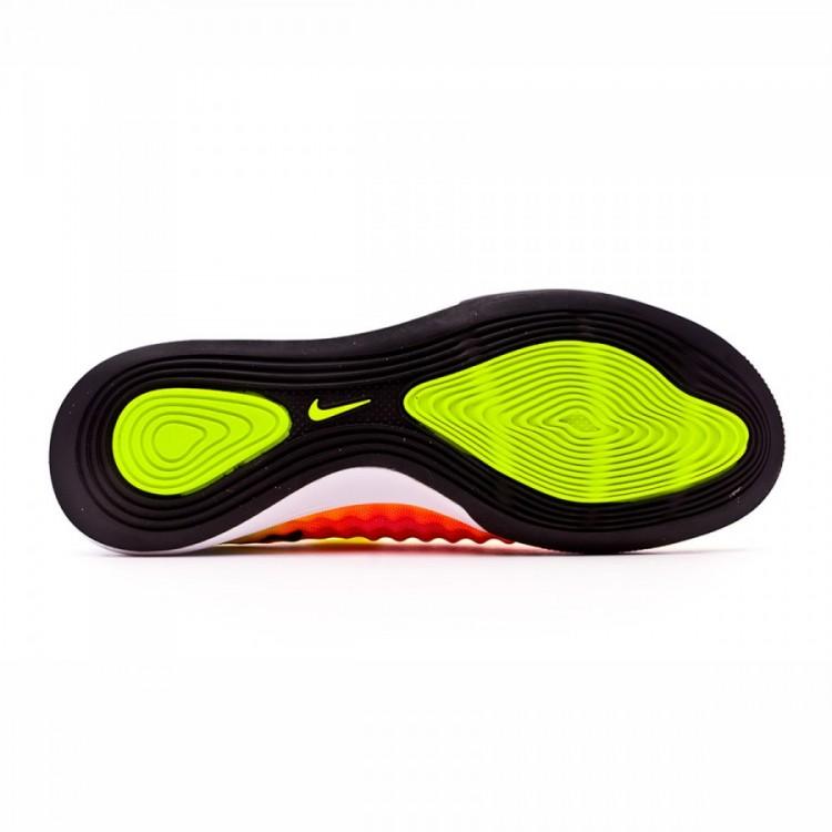 79fb4ab90a21 Futsal Boot Nike MagistaX Finale II IC Volt-Black-Total orange-Pink ...