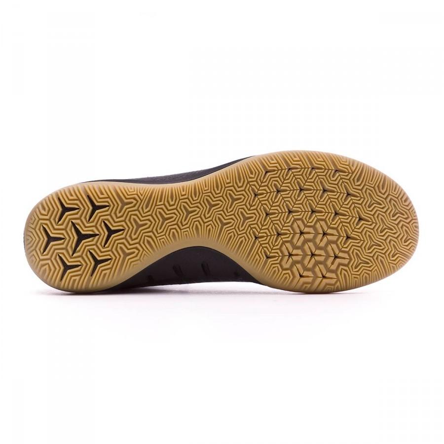 5372cd378 Futsal Boot Nike Jr MercurialX Proximo II IC Black-Light brown - Football  store Fútbol Emotion