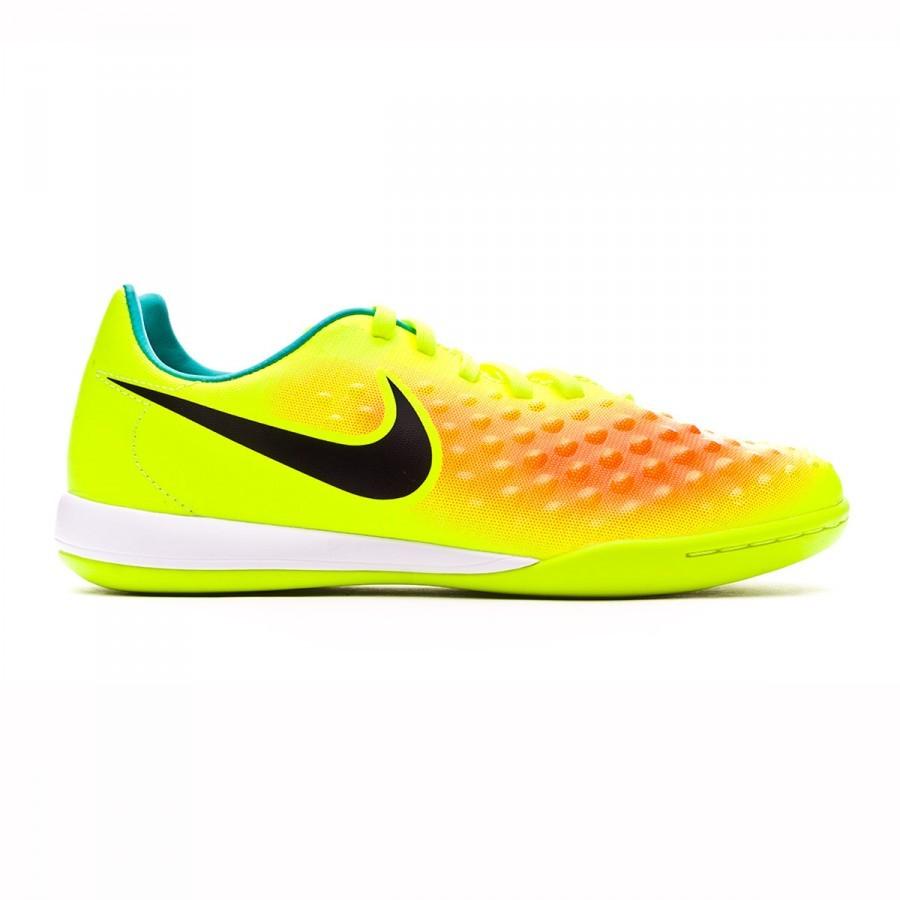 Volt Nike Ii Black Futsal Ic Opus De Jr Magistax Chaussure Total ikXZOPu