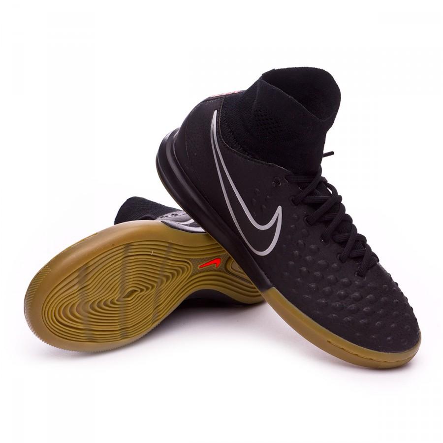 42666638e Futsal Boot Nike Jr MagistaX Proximo II IC Black-Light brown ...