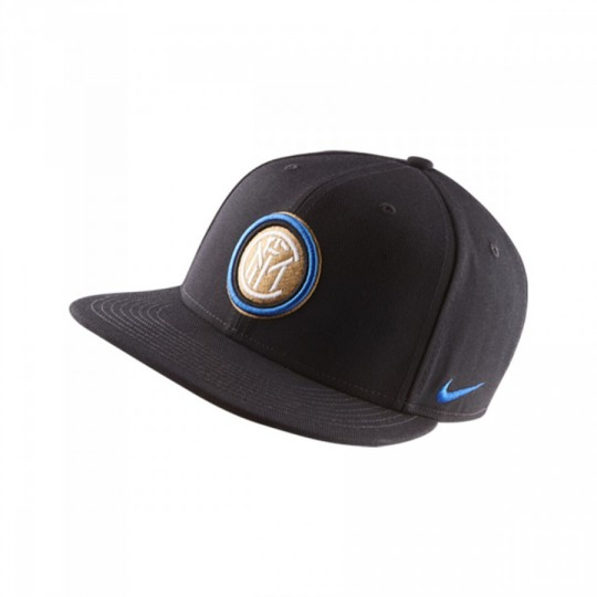 Gorra  Nike Inter Milan Core Adjustable 2016-2017 Black-Royal blue